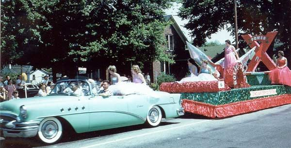 1955 4th of July Parade