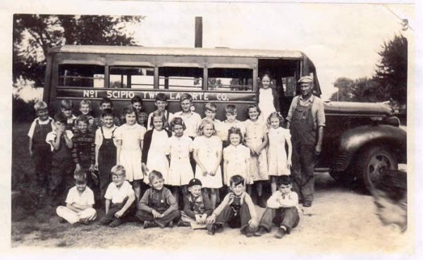 Scipio School Bus