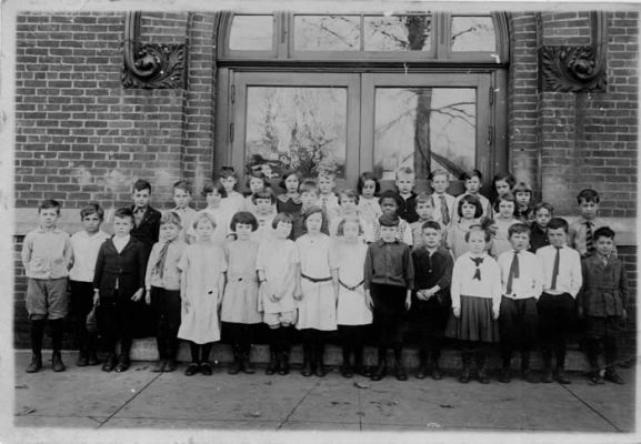 Park School La Porte 1890