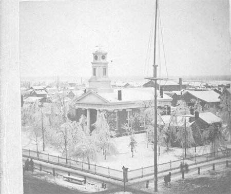 Ice Storm of 1871