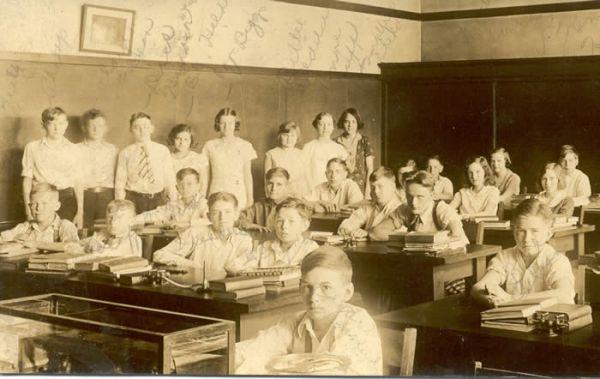 Central School 1932