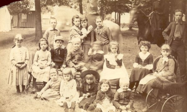 Weller's Grove Group Photo