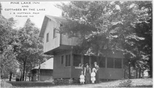 Pine Lake Inn and Cottage