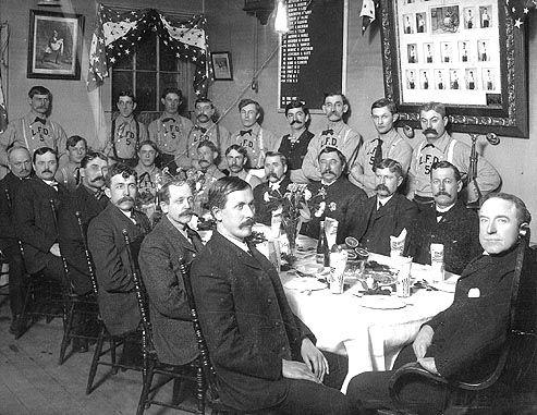 Firehouse Banquet, La Porte