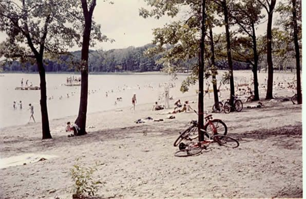 Stone Lake Beach