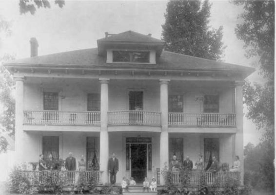 Steigly Frances House