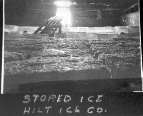 Hilt Ice House