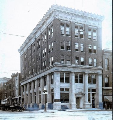 The First National Bank, La Porte