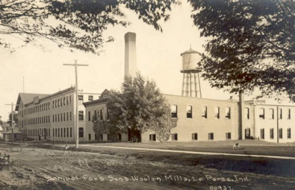Fox Woolen Mills
