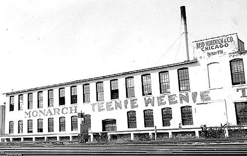 Reid, Murdock and Co., La Porte Candy Factory