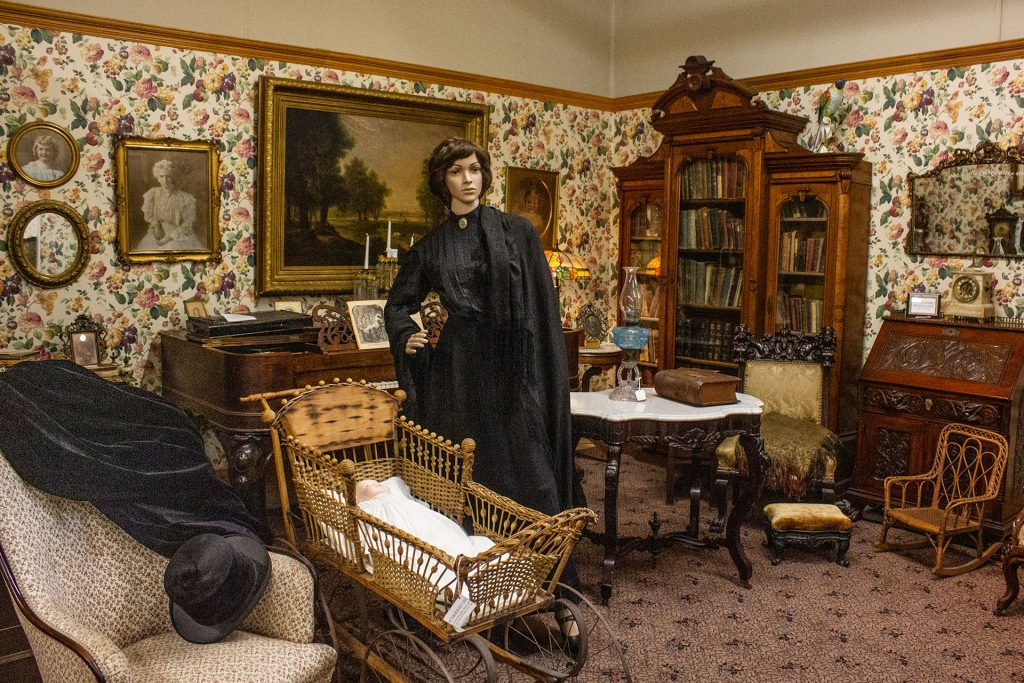 Period Rooms - La Porte County Historical Society Museum
